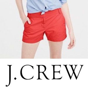 ✨NWOT J. Crew Chino Broken-In Shorts🔖